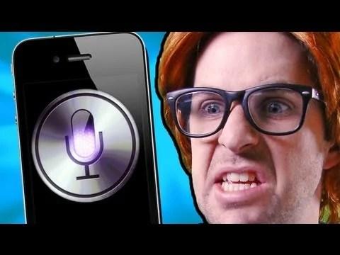 Random Cool Video: Siri Tried to Kill Me (NSFW-L)