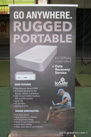 ioSafe Shocks Us Again at CES 2012