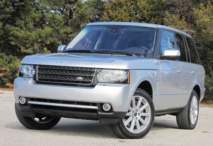2012 Land Rover Ranger Rover Supercharged Still the One For Me