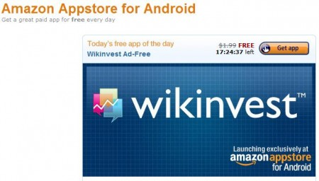 I Prefer Amazon's AppStore to the Android Market and Apparently I'm Not Alone
