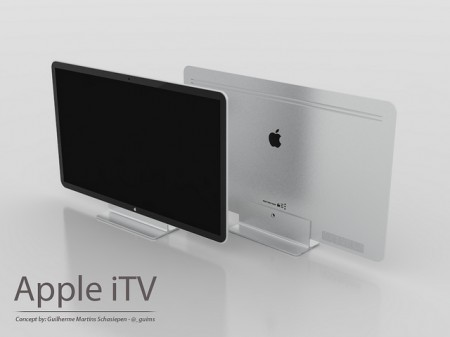Apple TV All About Social Media? Nah.