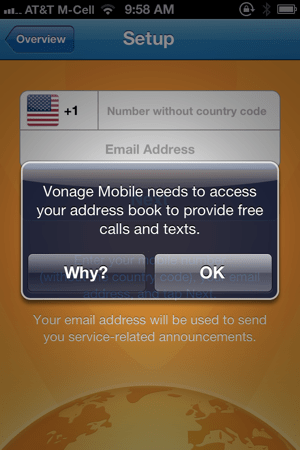 Vonage's New Mobile App is Easy to Use, and It Saves You Money  Vonage's New Mobile App is Easy to Use, and It Saves You Money  Vonage's New Mobile App is Easy to Use, and It Saves You Money