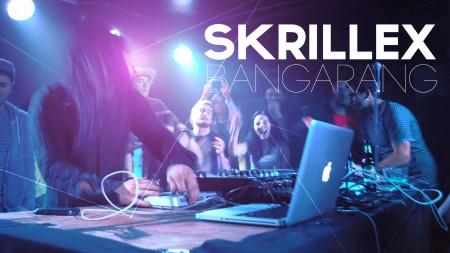 Skrillex Unleashes Music Video for New Single 'Bangarang'