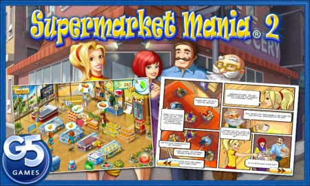 Supermarket Mania 2 for the Kindle Fire Review