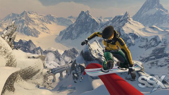 PlayStation 3 Game Review: SSX
