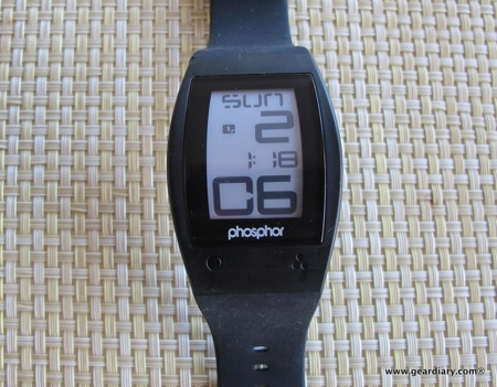 The Phosphor World Time Sport Watch Review