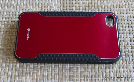 Metalix Snap-On Cover for iPhone 4S   Metalix Snap-On Cover for iPhone 4S
