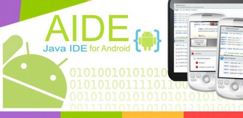 Android Developers Can Now Develop on the go with AIDE