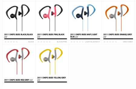 Skullcandy 2011 Chops Buds review  Skullcandy 2011 Chops Buds review