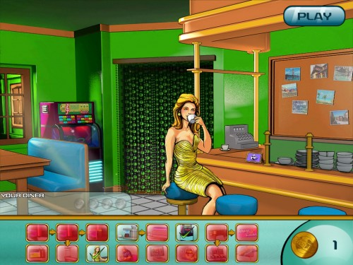 Fix It Up 80's 'Meet Kate's Parents' for the iPad Game Review