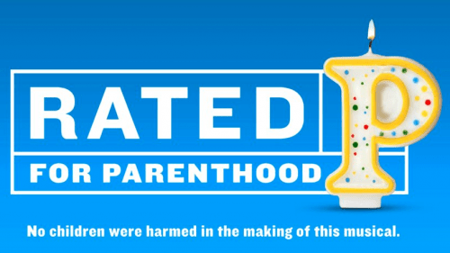 Off-Broadway Becomes iBroadway in 'Rated P, for Parenthood'  Off-Broadway Becomes iBroadway in 'Rated P, for Parenthood'