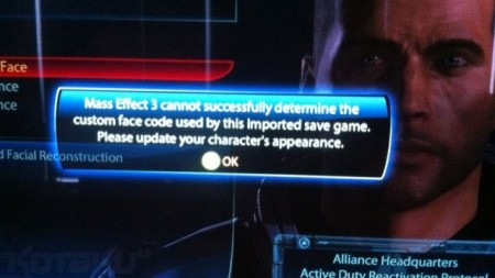 Mass Effect 3 Has Import Issues and Reveals EA's Untruths About DRM