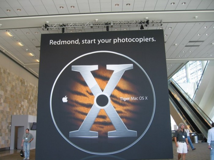 Cupertino, Start Your Photocopiers! Oh, You Already Did?