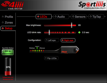 Sportiiiis Heads-Up Display System with Heart Rate Monitor for Athletes Review