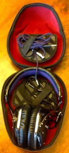 GearDiary V-MODA Custom Crossfade LP Hands-On Review