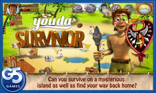 Youda Survivor Kindle Fire Game Review