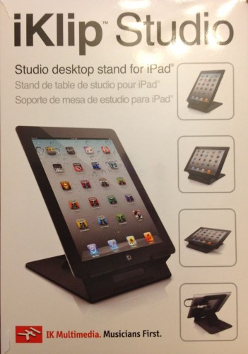 IK Multimedia iKlip Studio for iPad Review