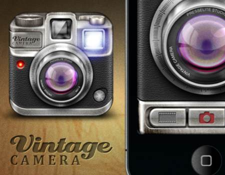 Vintage Camera app a real 'Square'