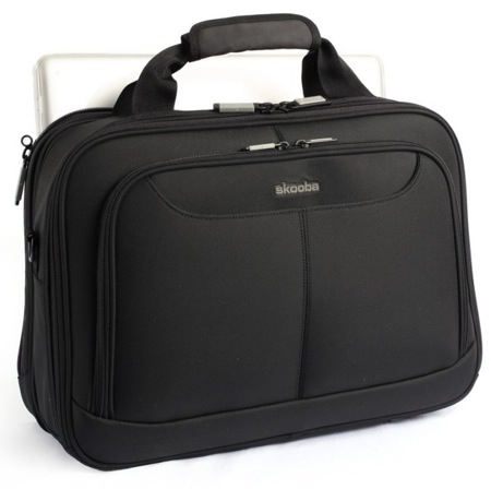 Skooba Design's New Security Brief Laptop Bags Works for All Travelers  Skooba Design's New Security Brief Laptop Bags Works for All Travelers