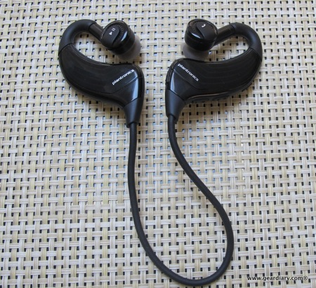 Plantronics BackBeat GO, the No Compromise Wireless Bluetooth Earbuds