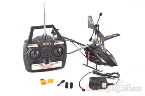 Hawkspy LT-712 Helicopter w/ Spy Camera Review