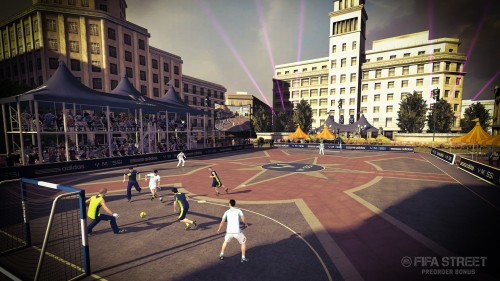 FIFA Street for PlayStation 3 Review