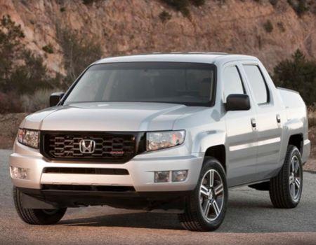 2012 Honda Ridgeline puts 'Sport' in Sport Utility Truck  2012 Honda Ridgeline puts 'Sport' in Sport Utility Truck