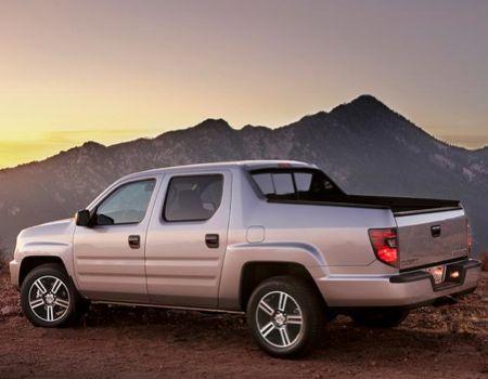 2012 Honda Ridgeline puts 'Sport' in Sport Utility Truck