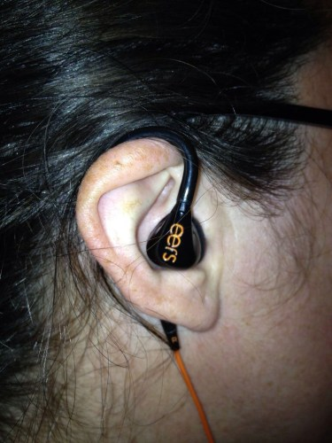 GearDiary Eers PCS-150 Custom Fitted Earbuds Review