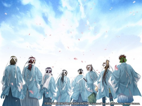 Hakuoki: Demon of the Fleeting Blossom for PSP Review