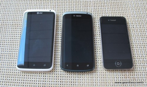 AT&T's HTC One X Android Smartphone