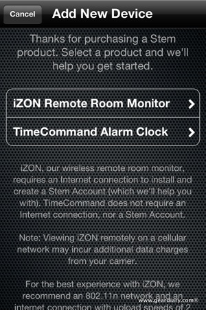 Stem Innovation iZON Remote Room Monitor Review