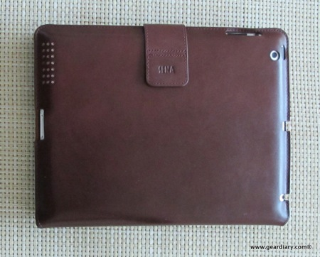 The Sena Florence Portfolio for the New iPad Review