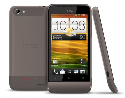 Latest HTC One Android Phone, the V, Coming This Summer