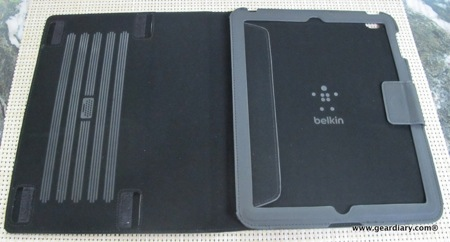 Belkin YourType Folio and Keyboard for The New iPad and iPad 2 Review