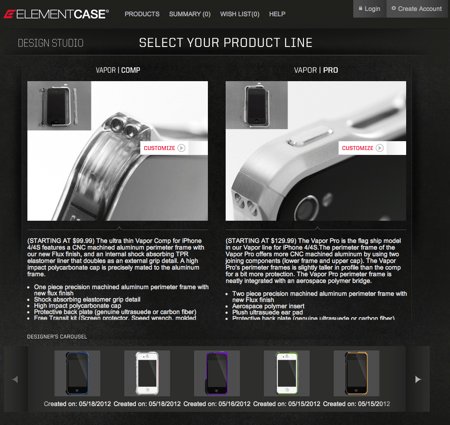 GearDiary ElementCase Design Studio Customized iPhone Cases Review