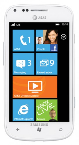 Samsung's First 4G LTE Windows Phone, the Focus 2, Will Be $49.99 at AT&T