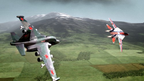 Top Gun: Hard Lock for PlayStation 3 Review