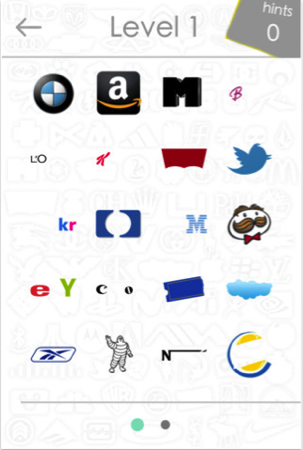 Logos Quiz Game for iPhone/Touch  Logos Quiz Game for iPhone/Touch  Logos Quiz Game for iPhone/Touch