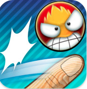 Flick Home Run! for iPhone and Touch