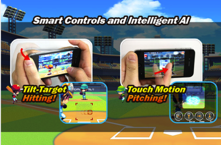 Baseball Superstars 2012 for iPhone and Touch