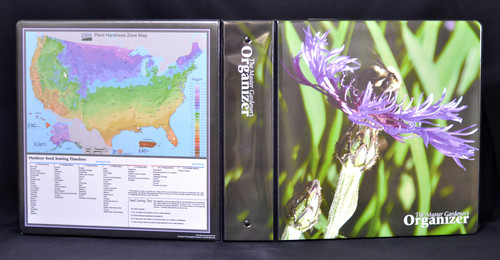 Organize Your Seeds with a Seed Organizer Binder Kit  Organize Your Seeds with a Seed Organizer Binder Kit