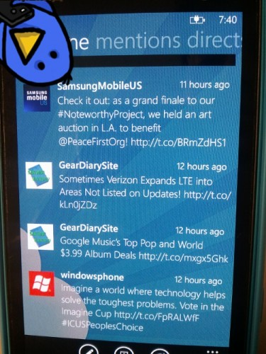 Tweet It! for Windows Phone Now Free until Tomorrow Evening