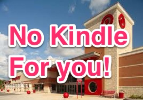 GearDiary Target Ends Their Kindle Chapter