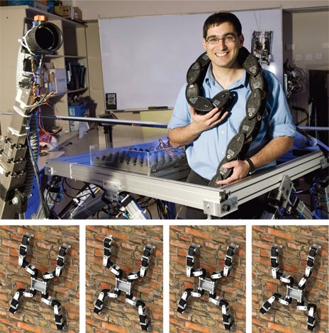 """The Amazing Robots of Israel"", a Live Video Feed"