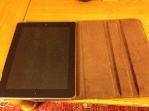 CrazyOnDigital Rotating Stand iPad Case Review