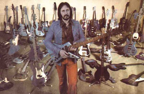 10 Video Clips for the 10th Anniversary of John Entwistle's Death