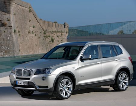 SUVs Cars BMW