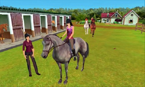 Horses 3D for Nintendo 3DS Review  Horses 3D for Nintendo 3DS Review  Horses 3D for Nintendo 3DS Review