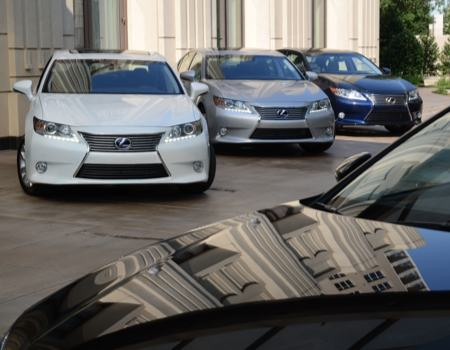 First Drive: Forget-Me-Not 2013 Lexus ES 350 and ES 300h